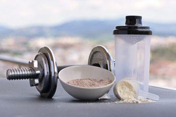proteineshakes training