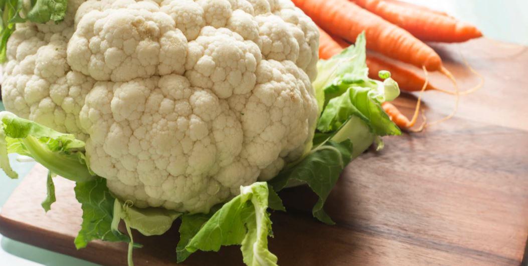 bloemkool groente