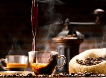 koffie in een gezonde levensstijl